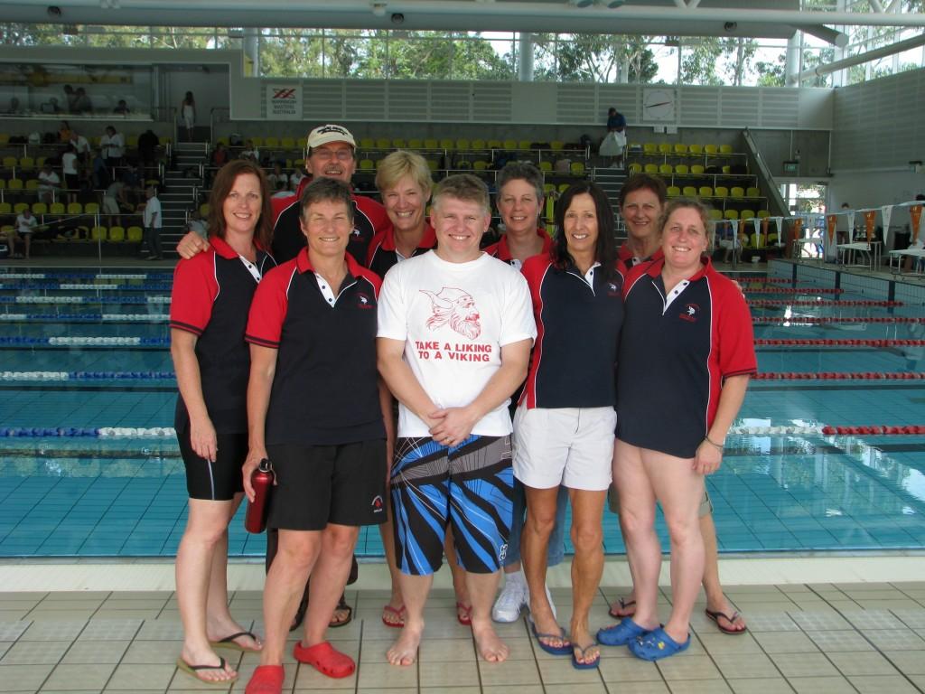 Vikings Team NSW 2010 SC Championships